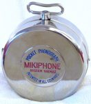 Mikiphone Pocket Phonograph (1926)