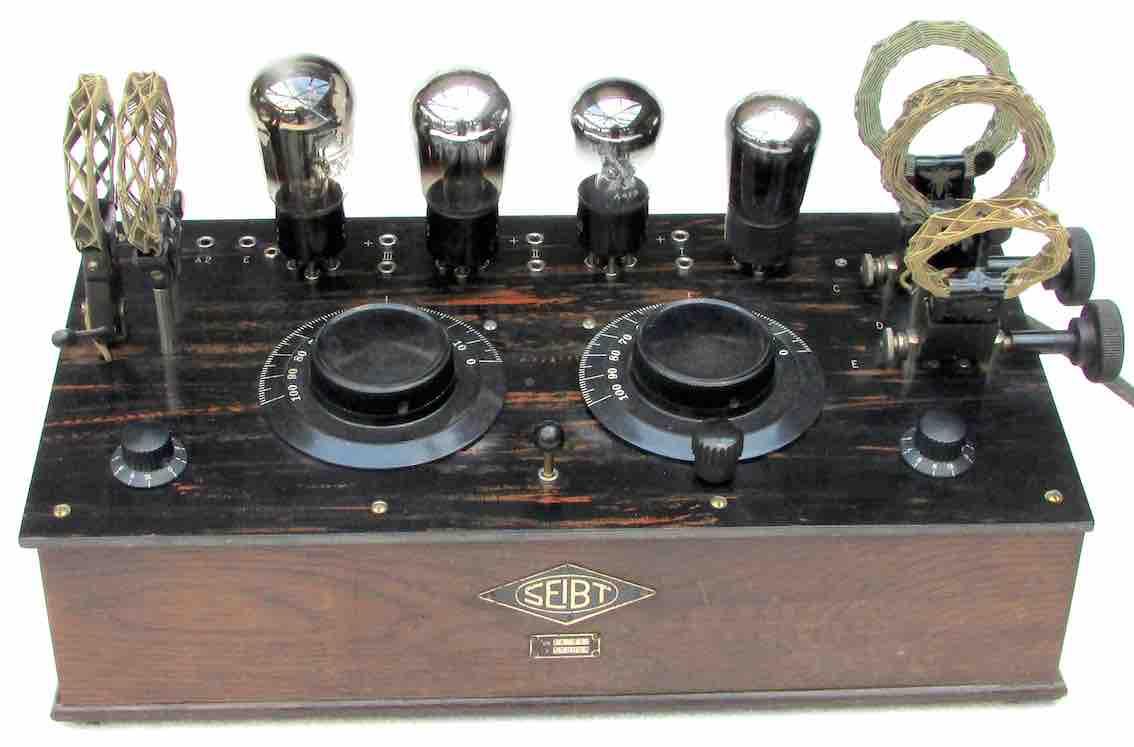 Seibt EA437   (1927-1929)